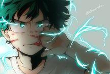 ▪Boku no hero academia▪