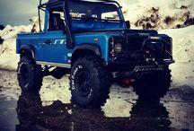Defender & Range Rover