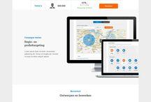 Portfolio / Orange Juice werkt voor opdrachtgevers met ambitieuze internet strategieën die behoefte hebben aan innovatieve en professionele webapplicaties en e-commerce oplossingen. Van internationaal georiënteerde ondernemingen tot internet startup. Van strategie tot webwinkel.