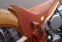 Motorcycle seats 2