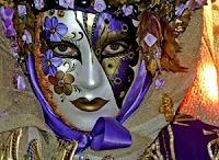 Mardi Gras Masquerade Carnival / by Mara Gahan
