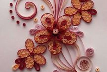 quilling (my work)