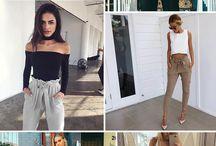 Celebrity Style Pants