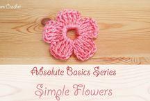 Crochet lesson series
