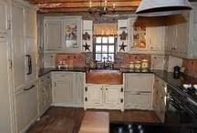 Kitchen Idea's / by Lovey Minnis