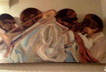 Rudy Rowell  Artist, My Friend, R.I.P.