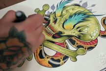 Tattoo / by Tato Felipe