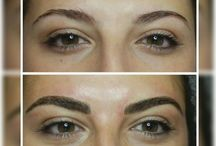 Permanent make up, @Angela / the beautiful art of micropigmentation.  #Microblading #permanentmakeup