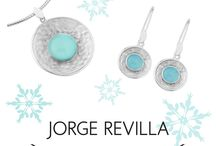 Crazy for Color / Natural colored stones with sterling silver from Jorge Revilla Spain
