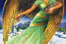 green angel photography
