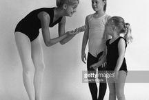 Actors who were dancers