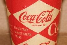 coca-cola / by Sandy Shelley