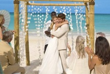 Top 20 Wedding Locations at Sandals / Sandals All Inclusive Resort Wedding Locations. Choose from many locations at each resort. Choose a beach, a gazebo or a garden location. Almost all face west all all the islands for beautiful sunsets. Great resorts in the Bahamas, Jamaica, St Lucia, Antigua or Turks and Caicos. Free wedding if you stay 6 nights or longer.