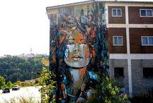 Graffiti / by Wojciech Zalot