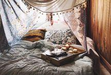 INSPO || bedroom