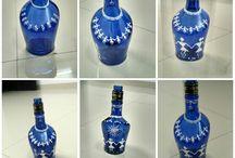 Worli bottle art