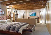 House Basement Decor Ideas