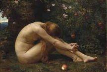 Anna Lea Merritt and Rembrandt van Rijn