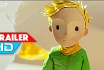 Animated movie teasers & trailers