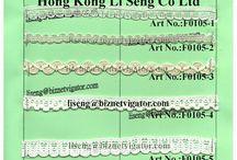 New Cotton Crochet Lace Pattern / Cotton Crochet Lace Pattern  We are Garment Accessories Supplier Lace Trims Manufacturer  http://laceandtrims.weebly.com  Hong Kong Li Seng Co Ltd liseng@biznetvigator.com