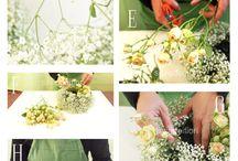 Tutorial fiori veri