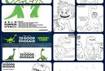 Вечеринка на тему динозавров