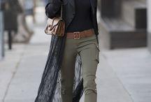 Alexandra Ambrosio Looks