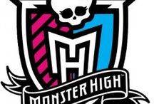 Monster Girl / All things reminding me of Monster High