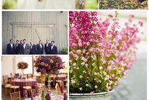 Häiden koristelu ja kukat