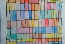 Outsider Art Isabel González Cañas / Obras de la artistas outsider Isabel.