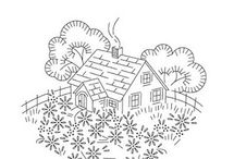 embroidery patterns / by Barbara Switzer