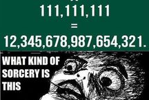 Maths and tricks