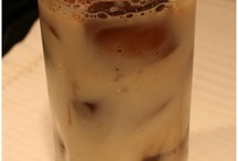 Cold drinks & Protein shakes / a yummy mix of ice-cold drink recipes and healthy protein shakes