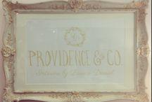 Providence & Co. LLC / Interiors by Lauren Daniel. Found Furniture. Home Decor & Accessories. Interior Style. Shabby & Chic.  / by Lauren Daniel