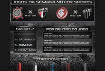 SPORTV - A gente vive Libertadores / Criamos um notificador de notícias no Facebook com conteúdo segmentado de acordo com o time de preferência do torcedor.