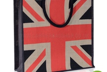 Union Jack Packaging & Bags / by Carrier Bag Shop