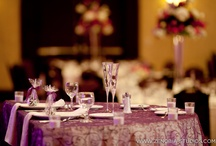 Sweetheart tables by Couture