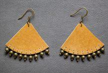 Earrings... simple & stylish designs!