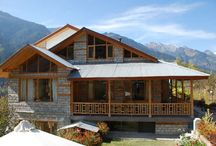 Luxury cottages/resorts in Manali / Book your stay in these beautiful cottages of Manali and make your holidays memorable
