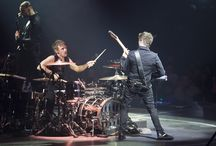 """Muse LIVE! / Take a look inside the """"Drones World Tour"""" experience that Muse flew into Chicago."""