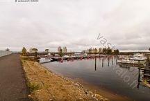 Kajaani-Paltaniemi / Paltaniemi on kylä, taajama ja niemi Kajaanissa Oulujärven rannalla.