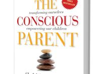 Good Parenting Books: High Conscious Awareness and Unconditional Love / A selection of good parenting books carefully selected for their message of parenting from a place of high conscious awareness, clarity of mind, unconditional love and deep presence.   These wonderful parenting skills I view as pillars in conscious, love-based parenting. They all support and reinforce each other. Some authors focus mostly on presence and connection, some on mental clarity, and some seem to have a mix of various attributes. All contributions are so highly valuable.   Enjoy!