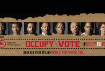 Occupy the Vote / Voting is one of our most important rights as U.S. citizens. We are working to get out the vote on November 6 and every election.