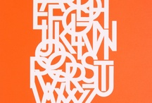 Typography / by Christopher Page