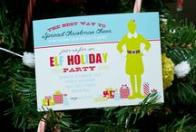 Elf the Movie - Christmas Party Ideas