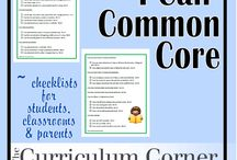 Common Core / by Shannon Ferrell