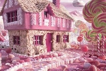 The pink world