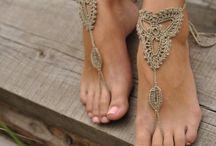 ayak susleri