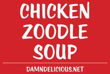 happy noodle soup