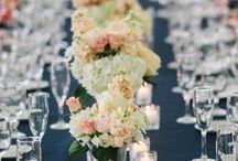 Bryllup: borddekning